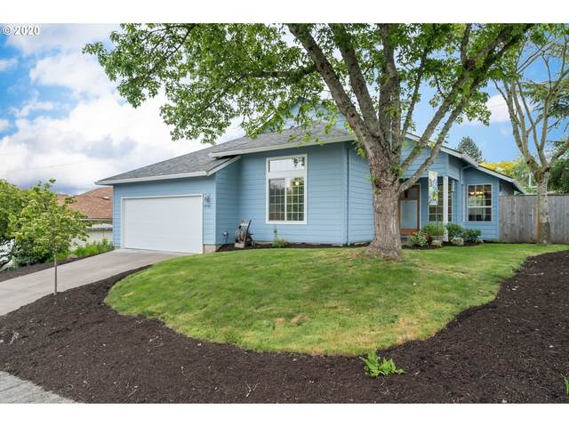8134 SW 160TH Ave, Beaverton, OR 97007 (MLS #20125382) :: Fox Real Estate Group