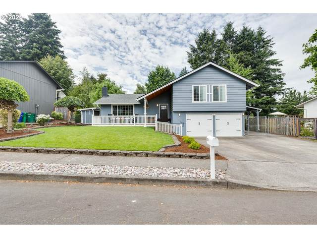 2061 SW Brixton Pl, Gresham, OR 97080 (MLS #20125549) :: Song Real Estate