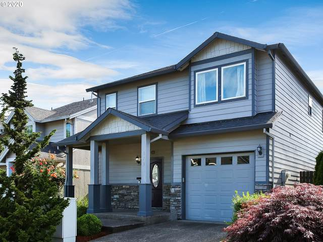 172 SW 206TH Ave, Beaverton, OR 97006 (MLS #20126151) :: Change Realty
