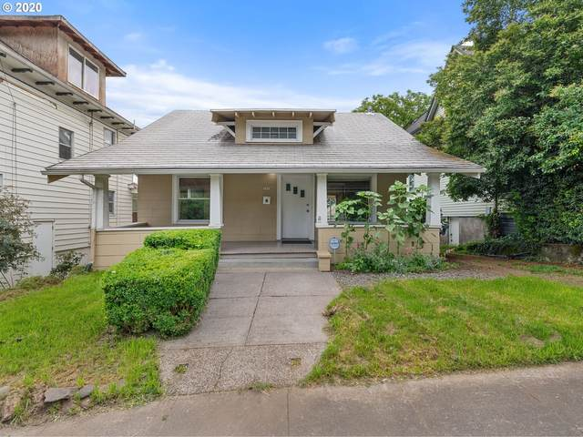 3024 SE 7TH Ave, Portland, OR 97202 (MLS #20126235) :: Song Real Estate