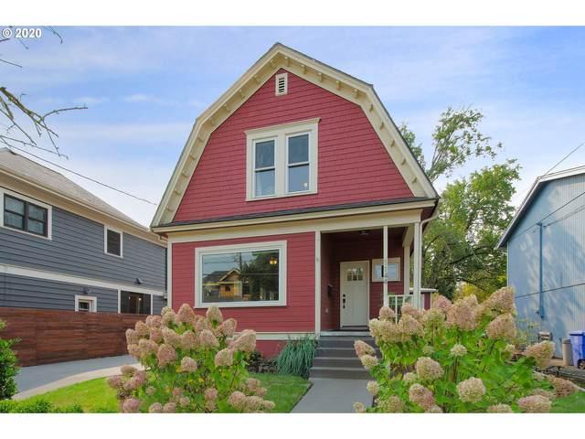 1144 SE Spokane St, Portland, OR 97202 (MLS #20126500) :: Premiere Property Group LLC