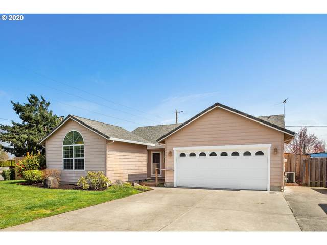 52284 SE Tyler St, Scappoose, OR 97056 (MLS #20127165) :: Song Real Estate