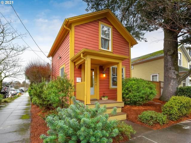 51 NE Fremont St, Portland, OR 97212 (MLS #20127270) :: Real Tour Property Group