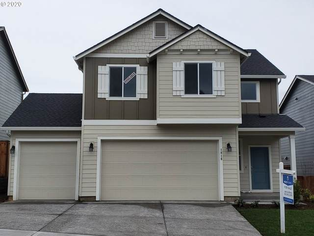 1520 NE 15th Cir, Battle Ground, WA 98604 (MLS #20127981) :: Lucido Global Portland Vancouver