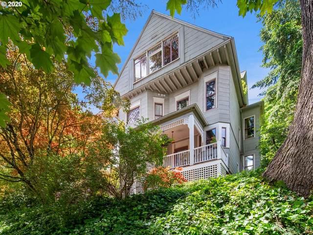 3935 S Corbett Ave, Portland, OR 97239 (MLS #20128101) :: Gustavo Group