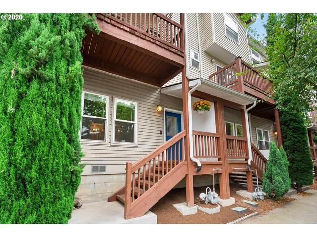 8743 N Crawford St, Portland, OR 97203 (MLS #20128179) :: Fox Real Estate Group