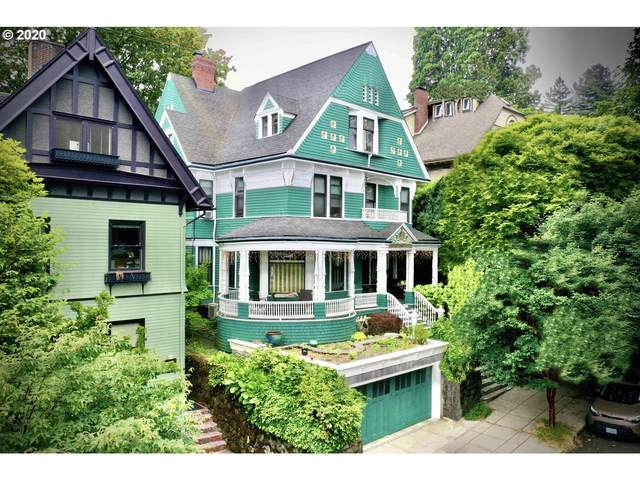 2182 SW Yamhill St, Portland, OR 97205 (MLS #20128764) :: Next Home Realty Connection