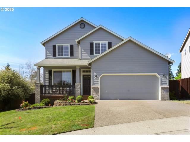 743 NE 40TH Cir, Camas, WA 98607 (MLS #20128862) :: Fox Real Estate Group