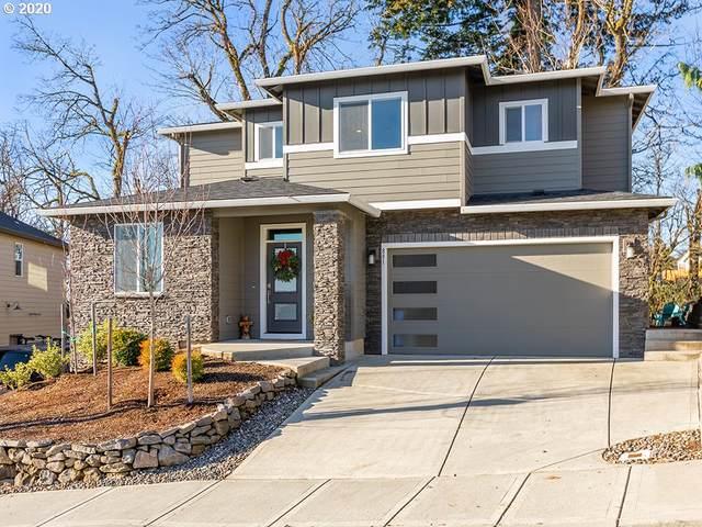 881 50TH St, Washougal, WA 98671 (MLS #20128930) :: TK Real Estate Group