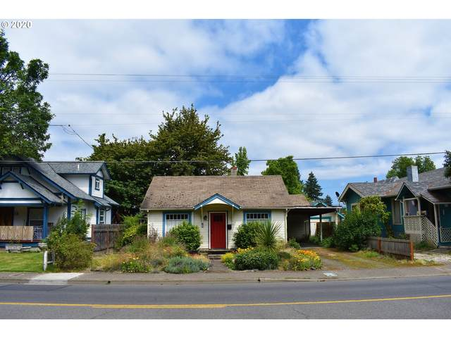 728 N 9TH St, Cottage Grove, OR 97424 (MLS #20129079) :: Townsend Jarvis Group Real Estate