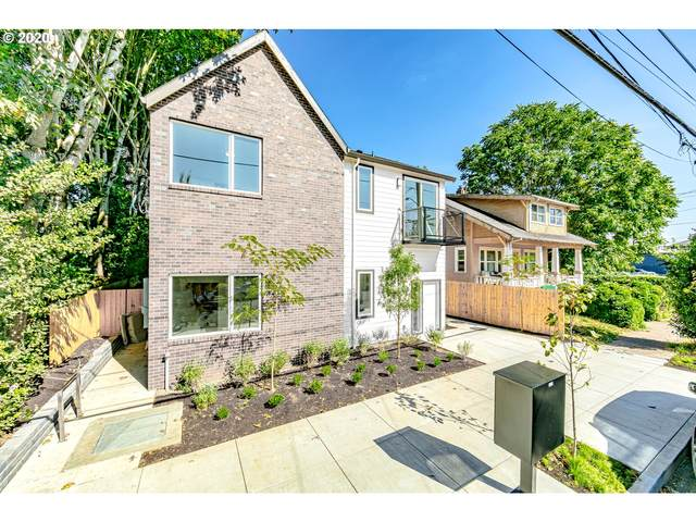 4130 NE Garfield Ave, Portland, OR 97211 (MLS #20129393) :: The Pacific Group