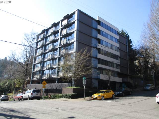2020 SW Main St #608, Portland, OR 97205 (MLS #20129443) :: Townsend Jarvis Group Real Estate