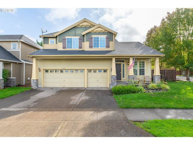 2318 N Heritage Way, Newberg, OR 97132 (MLS #20129484) :: Next Home Realty Connection