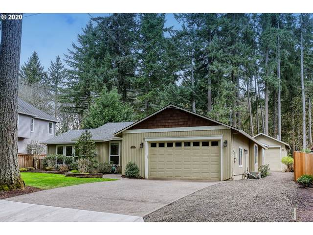 4500 West Rd, Lake Oswego, OR 97035 (MLS #20129555) :: Matin Real Estate Group