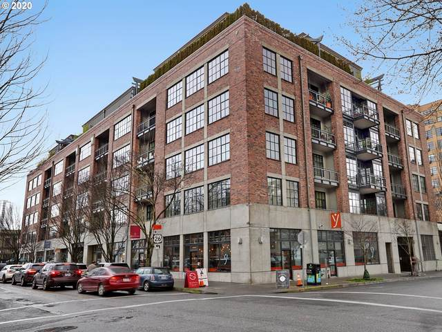 408 NW 12TH Ave #411, Portland, OR 97209 (MLS #20130242) :: Townsend Jarvis Group Real Estate