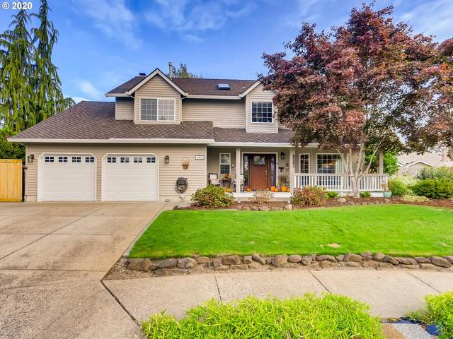 641 NE Kristie Ct, Hillsboro, OR 97124 (MLS #20130548) :: Duncan Real Estate Group