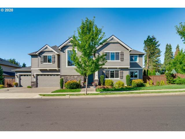9616 NE 7TH St, Vancouver, WA 98664 (MLS #20130696) :: Fox Real Estate Group