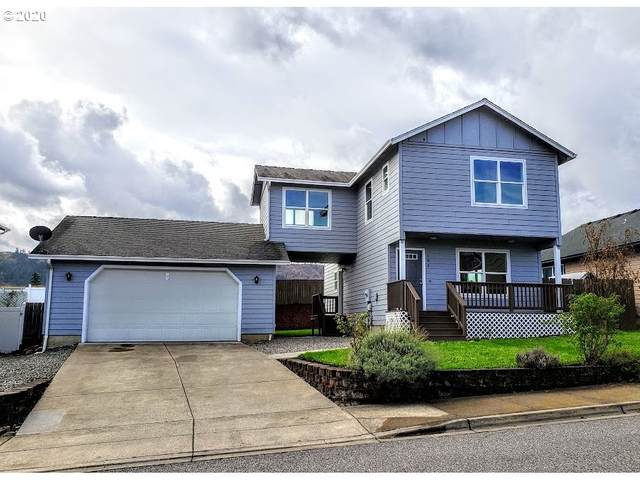 199 NE Plum Ridge Dr, Winston, OR 97496 (MLS #20130932) :: Townsend Jarvis Group Real Estate