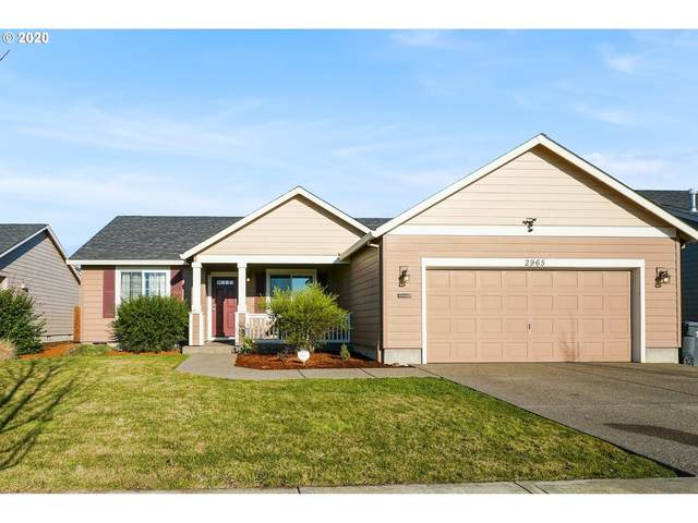 2965 Linfield Ave, Woodburn, OR 97071 (MLS #20130984) :: Lux Properties