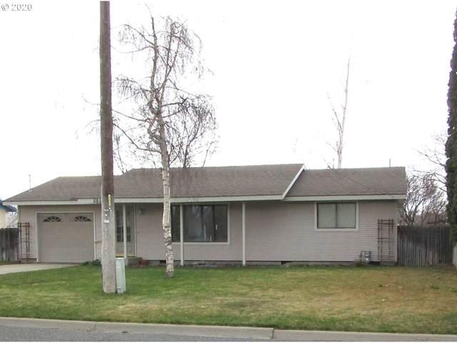 2840 Walnut St, Baker City, OR 97814 (MLS #20131149) :: Change Realty
