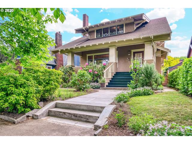 2114 SE Ladd Ave, Portland, OR 97214 (MLS #20131458) :: The Liu Group