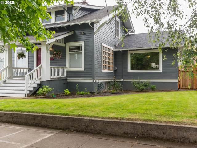 7936 N Woolsey Ave, Portland, OR 97203 (MLS #20131619) :: Change Realty