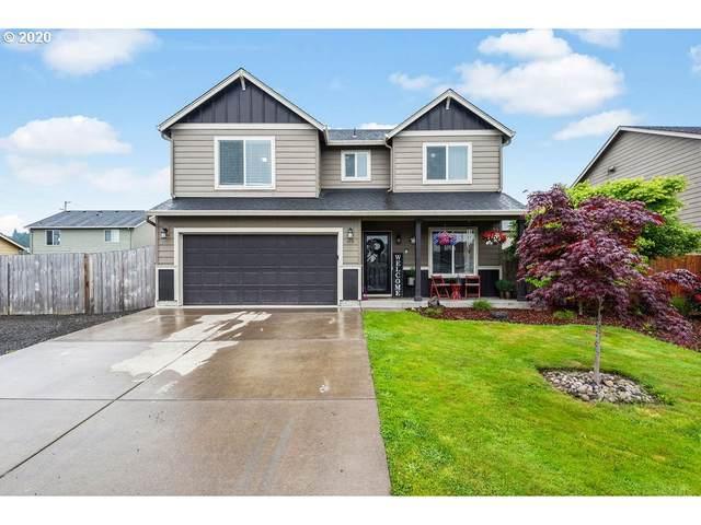 115 Wyatt Dr, Kelso, WA 98626 (MLS #20131698) :: Brantley Christianson Real Estate