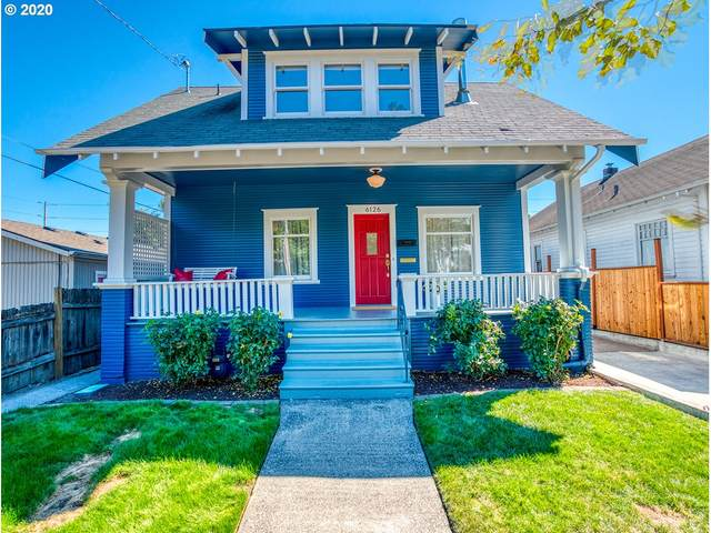 6126 S Hood Ave, Portland, OR 97239 (MLS #20131881) :: Piece of PDX Team