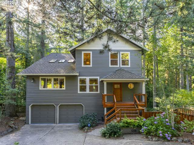 1248 SW Upland Dr, Portland, OR 97221 (MLS #20131911) :: Fox Real Estate Group