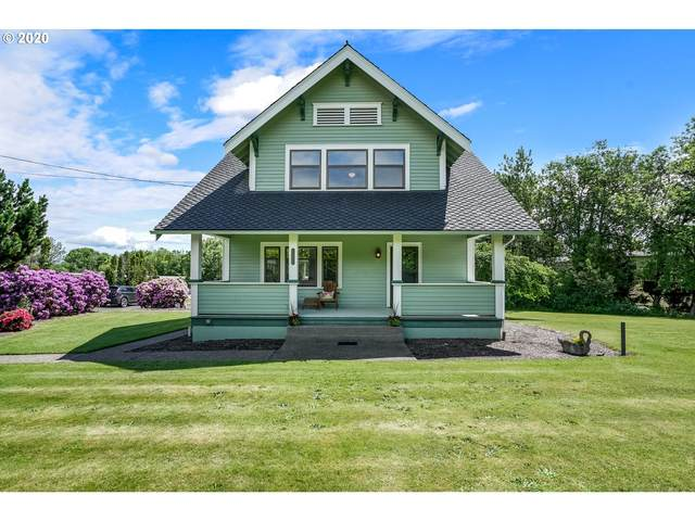 3500 NW Wallace Rd, Salem, OR 97304 (MLS #20132157) :: Fox Real Estate Group