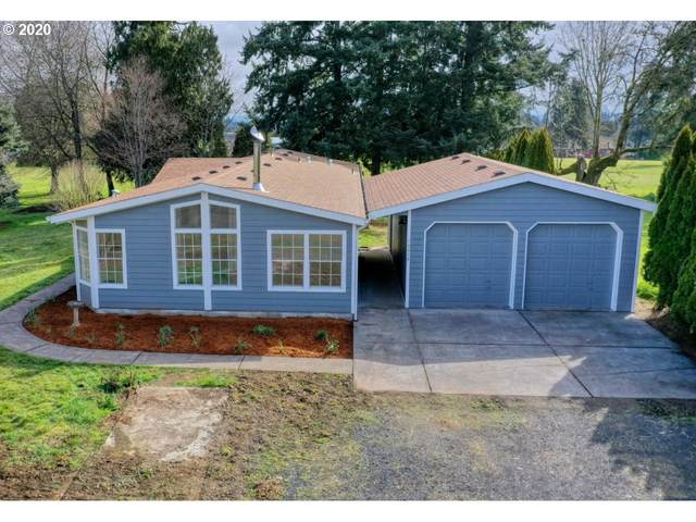 58858 Ward Dr, St. Helens, OR 97051 (MLS #20132186) :: Cano Real Estate