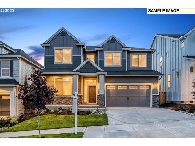 16584 NW Trillium (Lot 147) St, Portland, OR 97229 (MLS #20132659) :: The Liu Group