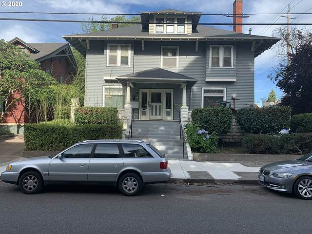 1804 NE 14TH Ave, Portland, OR 97212 (MLS #20132759) :: The Liu Group