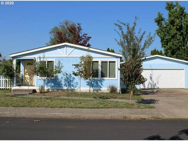 1725 NW Del Monte Dr, Mcminnville, OR 97128 (MLS #20132830) :: Change Realty