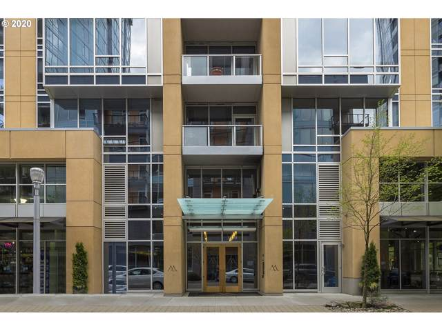 3570 SW River Pkwy NW #409, Portland, OR 97239 (MLS #20133057) :: Change Realty