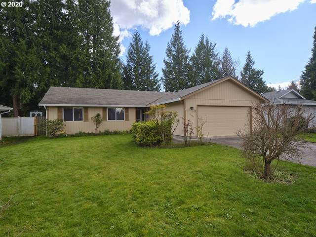 2107 NE 66TH Cir, Vancouver, WA 98665 (MLS #20133721) :: Gustavo Group