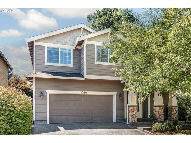 8310 SW Norfolk Ln, Tigard, OR 97224 (MLS #20134064) :: Townsend Jarvis Group Real Estate