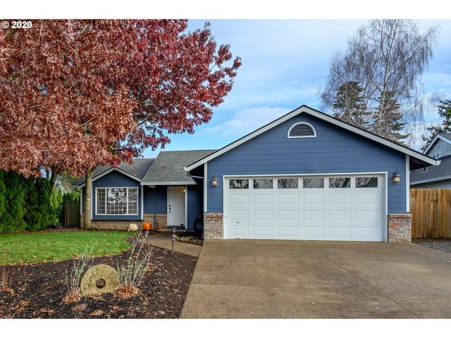 1912 N Emery Dr, Newberg, OR 97132 (MLS #20134393) :: Fox Real Estate Group