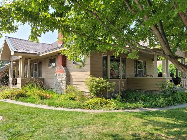 2505 Court Ave, Baker City, OR 97814 (MLS #20135128) :: The Galand Haas Real Estate Team