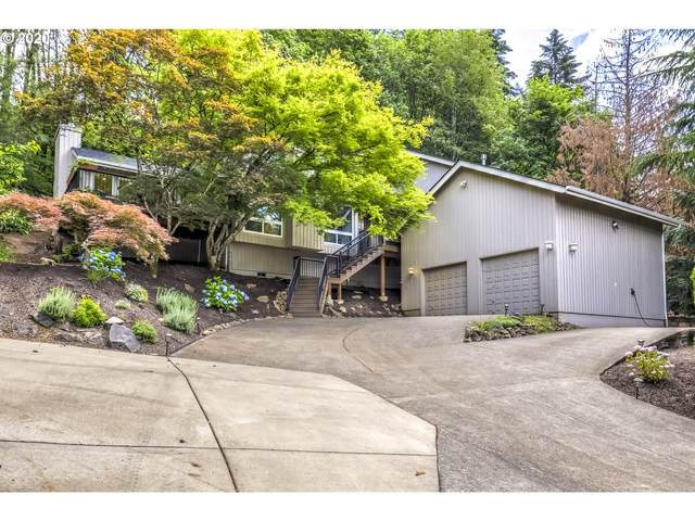 28 Westridge Dr, Lake Oswego, OR 97034 (MLS #20135227) :: Premiere Property Group LLC