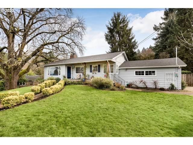 1032 Laurel St, Lake Oswego, OR 97034 (MLS #20135279) :: Fox Real Estate Group