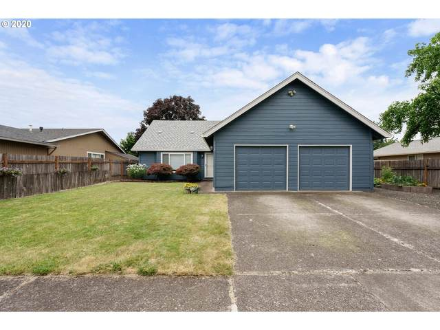 3828 Linn Ave, Albany, OR 97322 (MLS #20135288) :: Song Real Estate