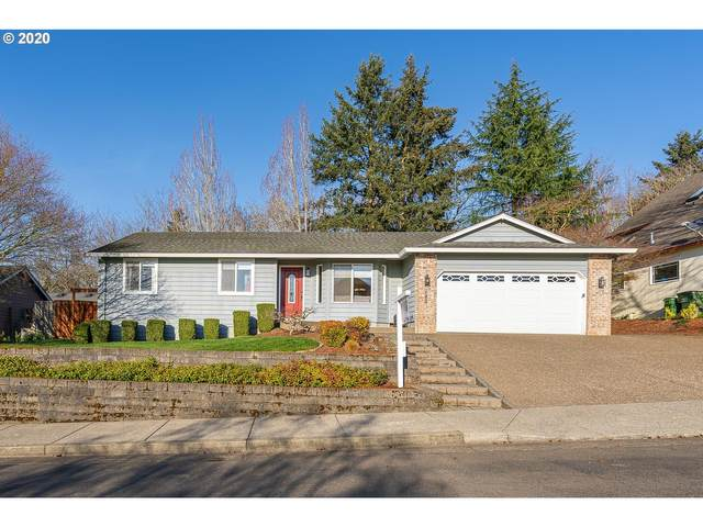 192 SW Birch St, Dundee, OR 97115 (MLS #20135350) :: Song Real Estate