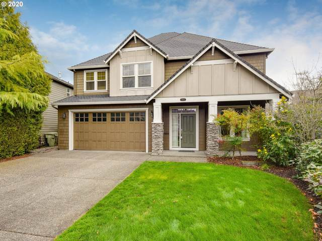 6114 NW Landing Dr, Portland, OR 97229 (MLS #20135905) :: McKillion Real Estate Group