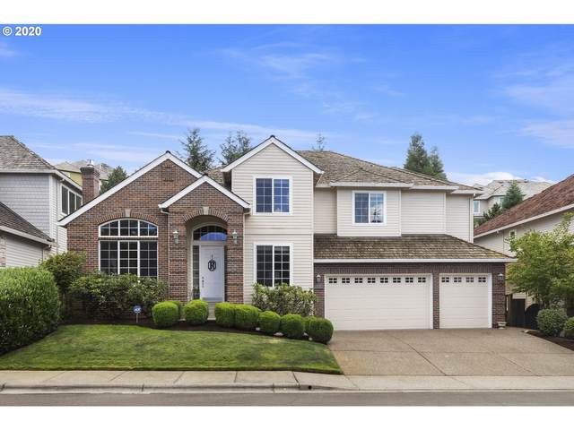 12708 NW Lilywood Dr, Portland, OR 97229 (MLS #20136310) :: Change Realty
