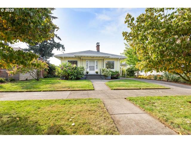 3629 NE 80TH Ave, Portland, OR 97213 (MLS #20136566) :: The Liu Group