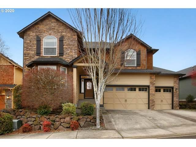 918 N Heron Dr, Ridgefield, WA 98642 (MLS #20137072) :: Townsend Jarvis Group Real Estate
