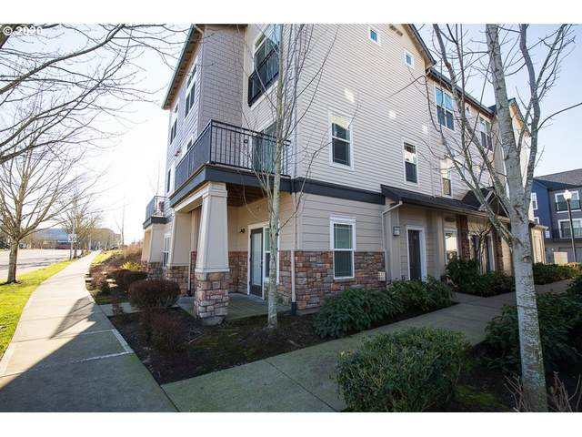 102 NE Canvasback Way #101, Beaverton, OR 97006 (MLS #20137247) :: Townsend Jarvis Group Real Estate
