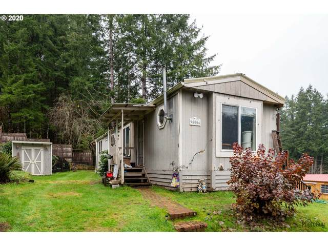95006 Spring Valley Ln, Marcola, OR 97454 (MLS #20137592) :: The Galand Haas Real Estate Team