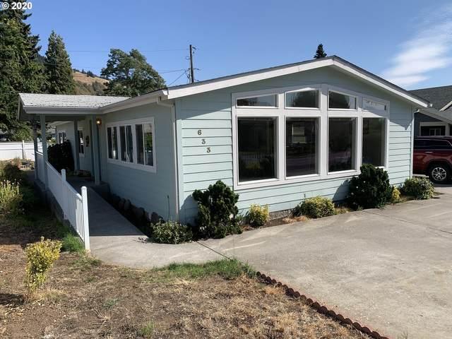 633 NE Estes, White Salmon, WA 98672 (MLS #20137796) :: Next Home Realty Connection